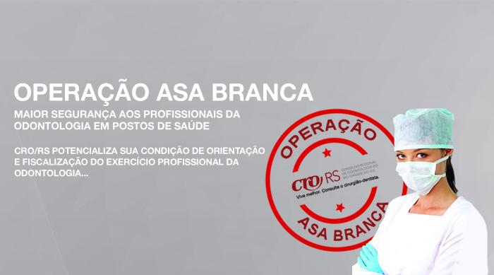 OPERAÇÃO ASA BRANCA