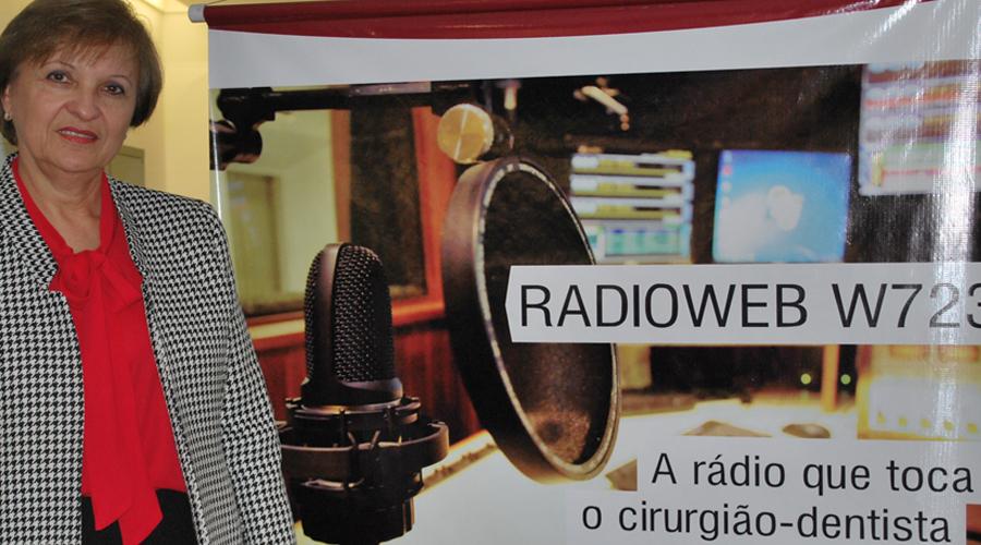 EM PAUTA, NA RADIOWEB CRO/RS: ODONTOLOGIA, FORMAÇÃO, MISSÃO E MERCADO