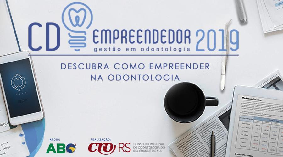 ELE VOLTOU: CRO/RS RETOMA CD EMPREENDEDOR EM 2019